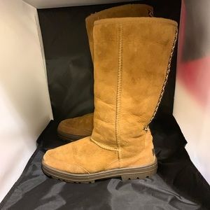 UGG Ultra Tall Revival Boots  Sz 7